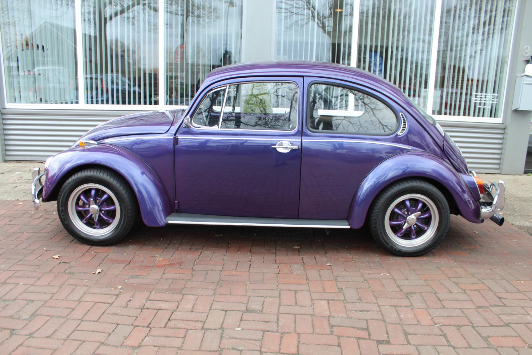 Volkswagen-Kever 1300 (1965) Origineel Nederlandse auto-2