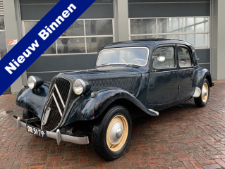 Citroën-TRACTION AVANT 11 B