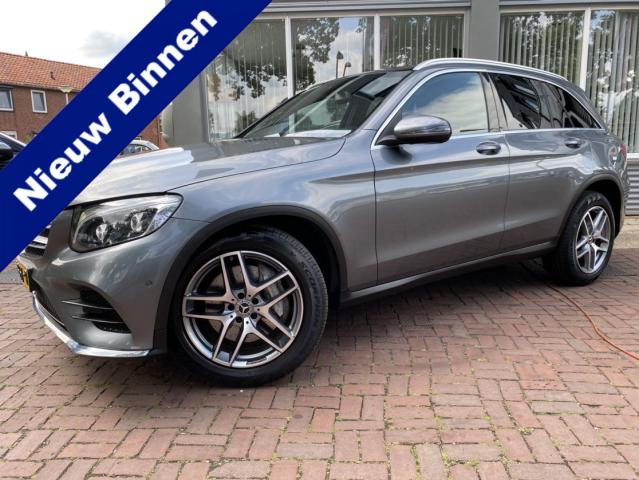 Mercedes-Benz-GLC-Klasse