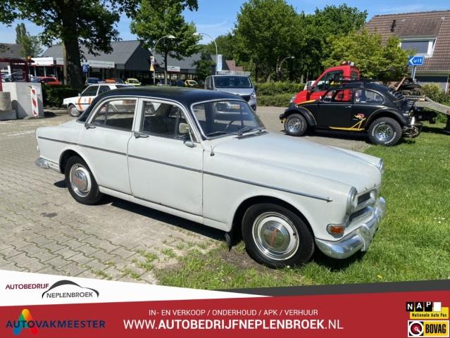 Volvo-P1200V AMAZON Bj 1959