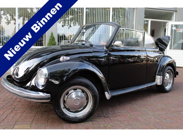 Volkswagen-Kever Cabriolet