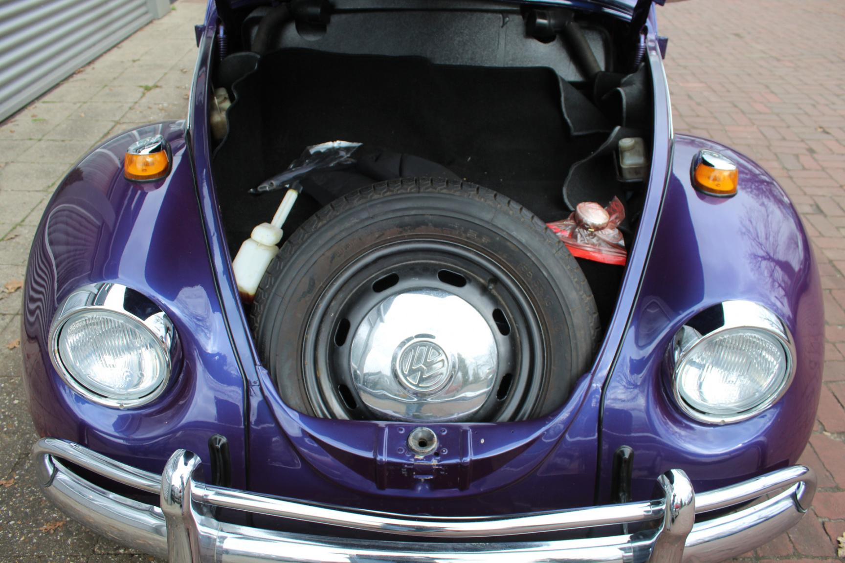 Volkswagen-Kever 1300 (1965) Origineel Nederlandse auto-13
