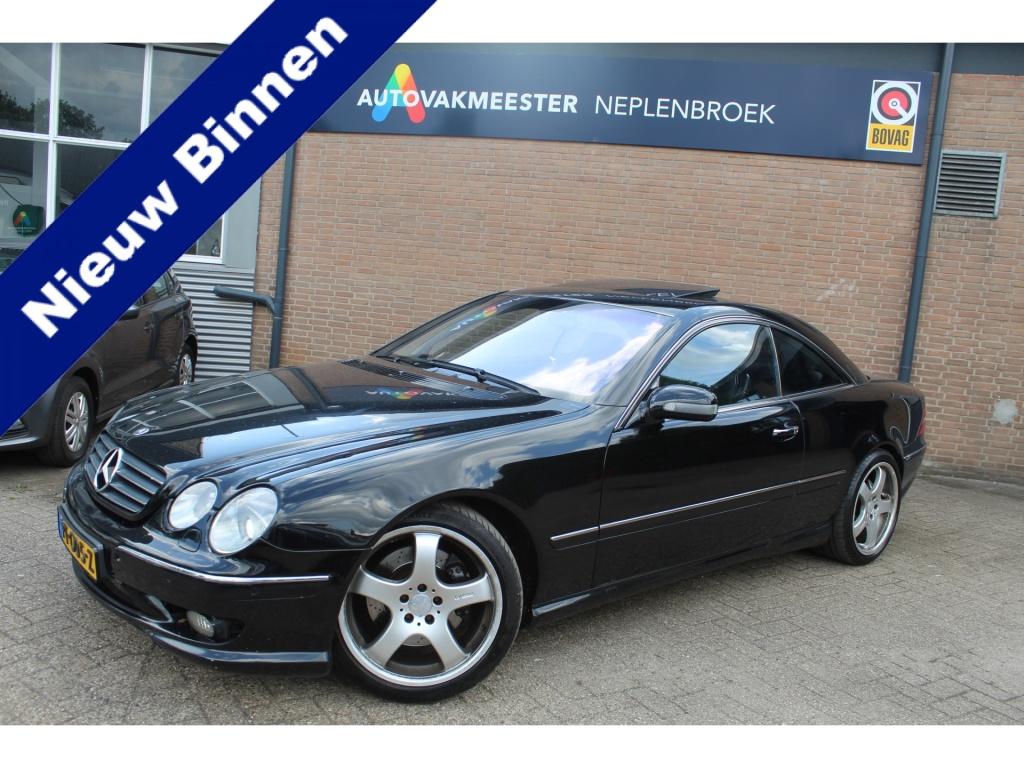 Mercedes-Benz-CL-Klasse