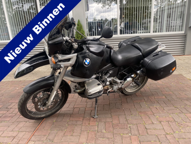 BMW-R 1100 GS highmiler met kofferset 1994