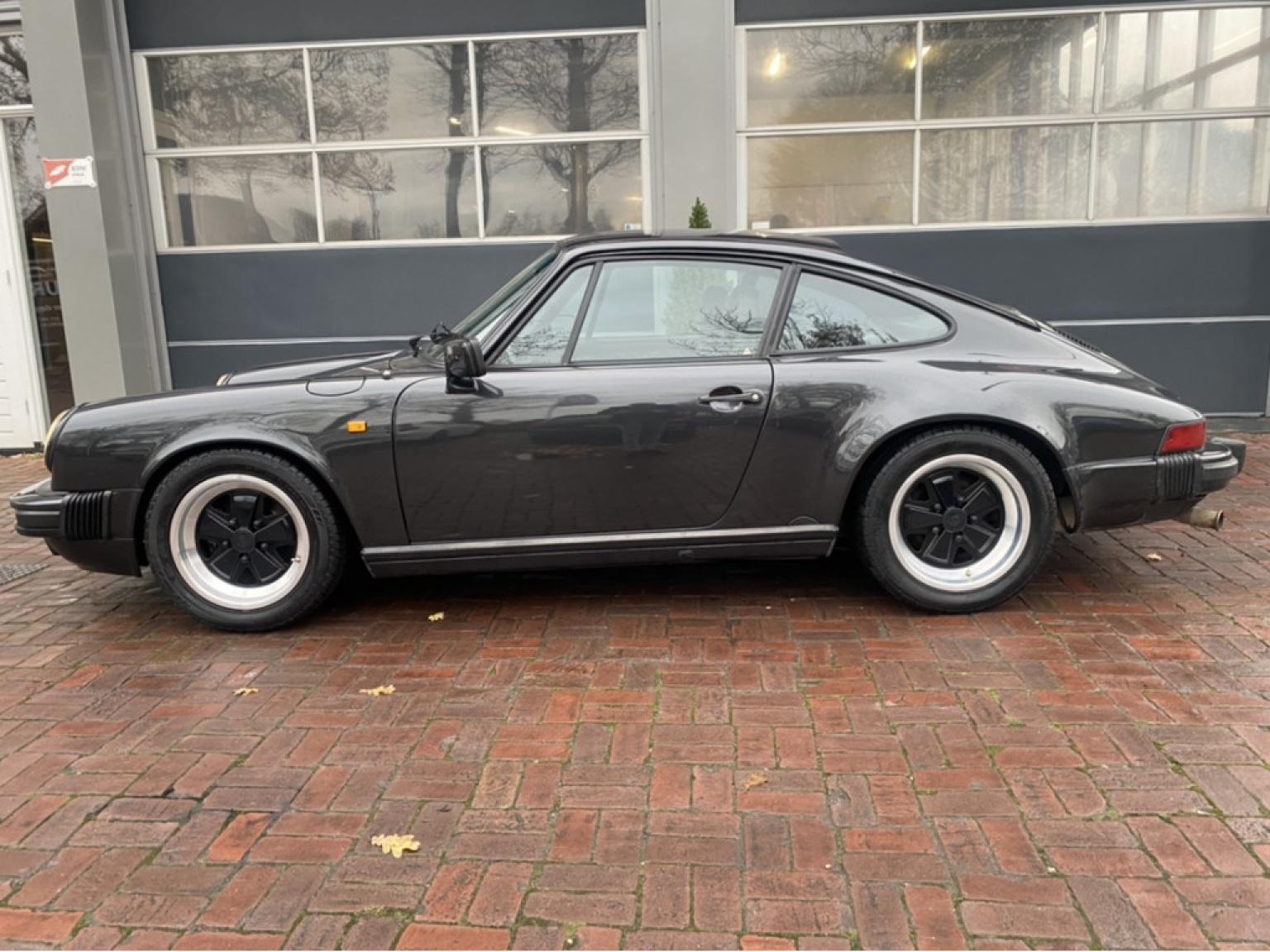 Porsche-Gezocht 911 912 964 993-7