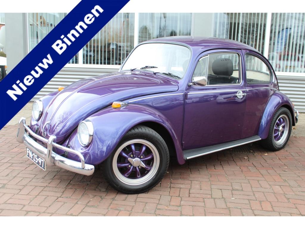 Volkswagen-Kever 1300 (1965) Origineel Nederlandse auto