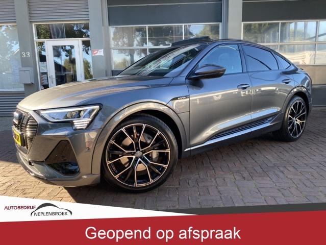 Audi-e-tron Sportback