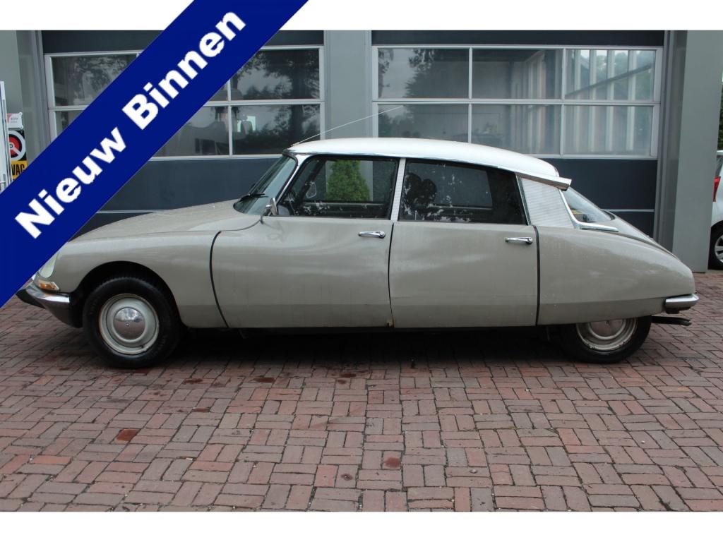 Citroën-ID -19B LUXE bj 1969