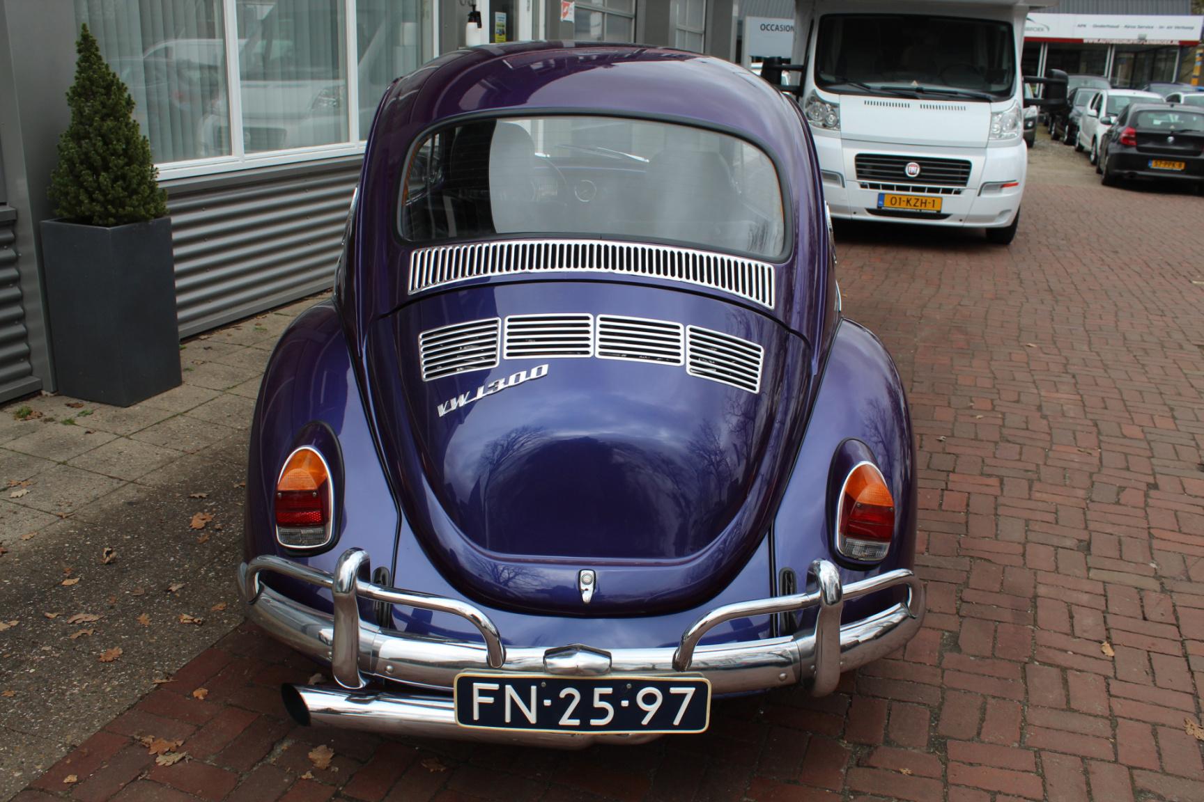 Volkswagen-Kever 1300 (1965) Origineel Nederlandse auto-5