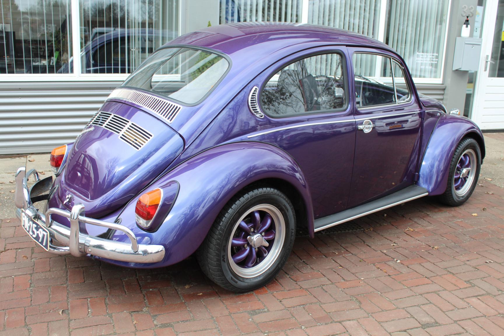 Volkswagen-Kever 1300 (1965) Origineel Nederlandse auto-1