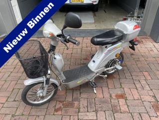 GREENBIKE-Snorfiets Classic Electr scooter uit 2016