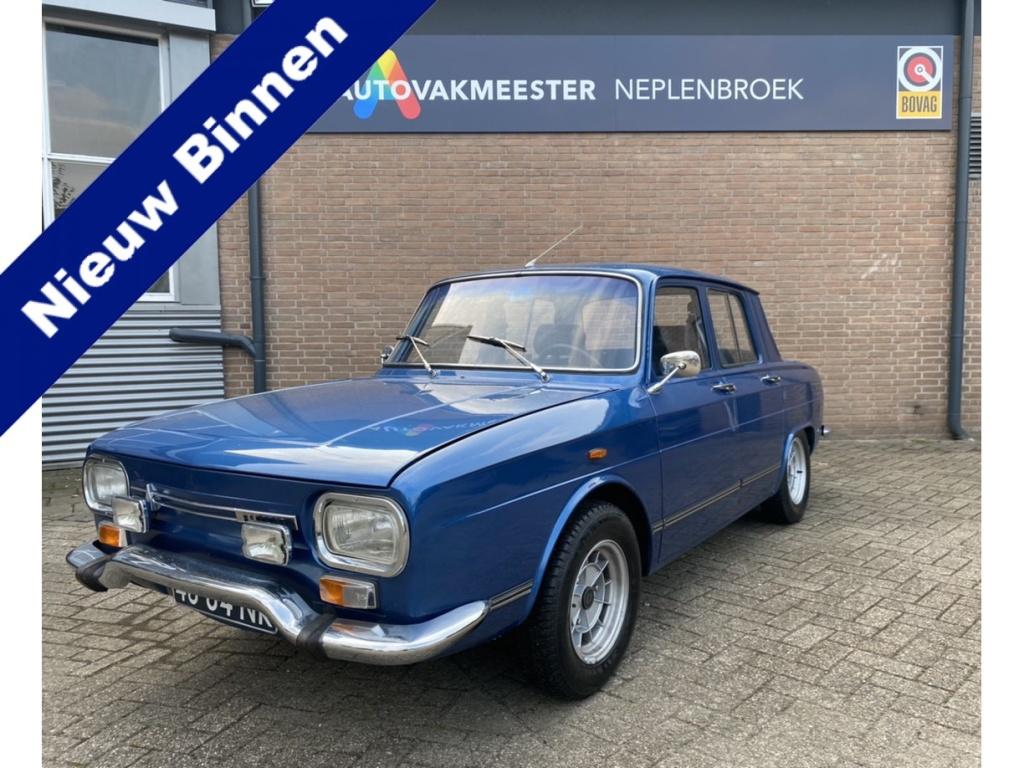 Renault-R 10 1192 (1970)